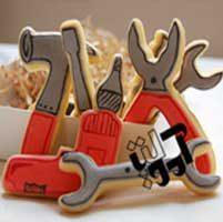 کوکی ابزار کادوی ویژه روز پدر و روز مرد - سفارش کادو کوکی روز پدر و روز مرد