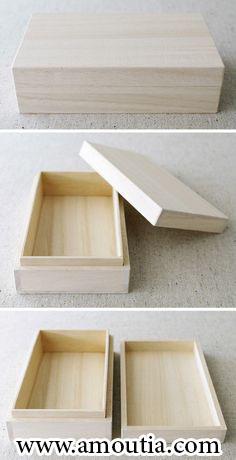 جعبه چوبی مخصوص شکلات بدون جداکننده