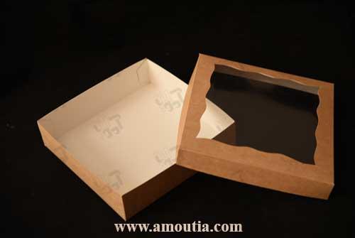جعبه مقوایی مناسب برای فینگرفود