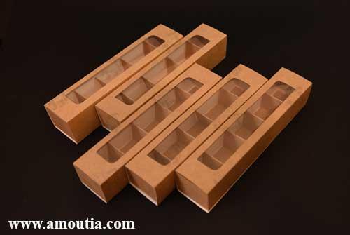 خرید اینترنتی جعبه شکلات و ترافل