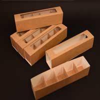 فروش اینترنتی جعبه شکلات کاهی